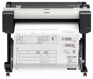 печать и копирование чертежей